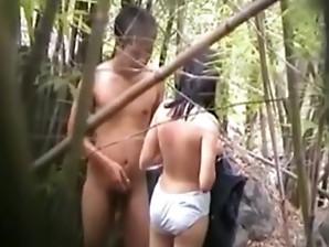 lesbian in tight